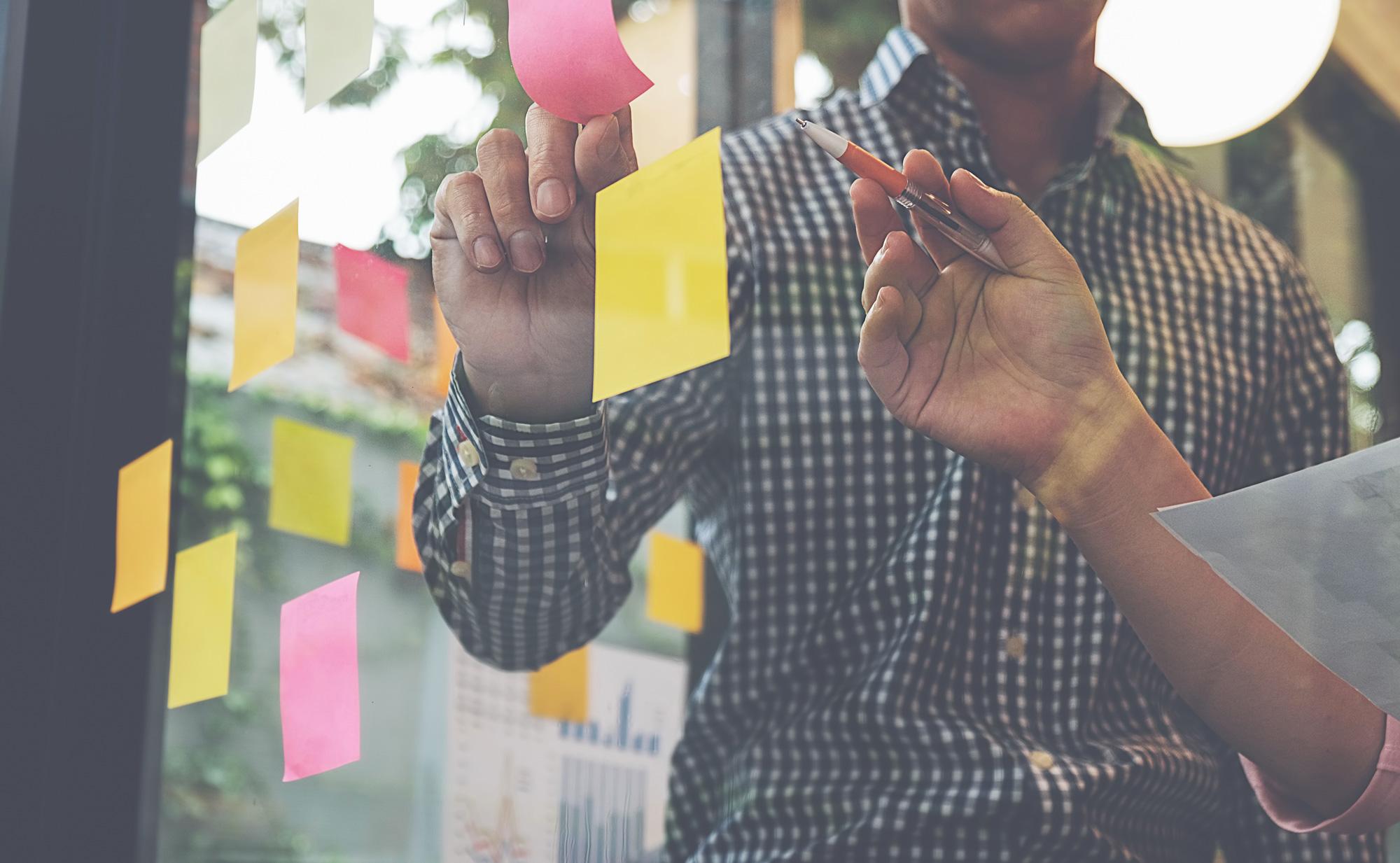 Elaborazione piani aziendali su misura